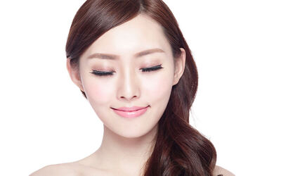 Korean Natural Eyebrow Embroidery with Touch-Up for 1 Person