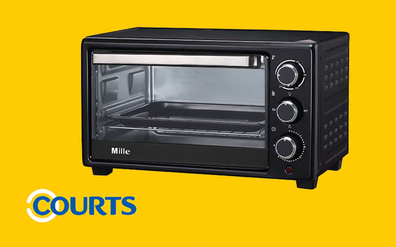 One (1) Mille Electric Oven (18L)
