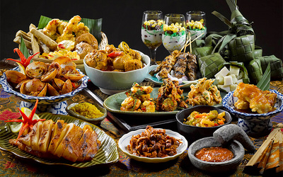 Ramadhan Dinner Buffet for 1 Person