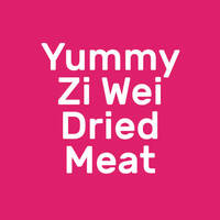Yummy Zi Wei Dried Meat featured image