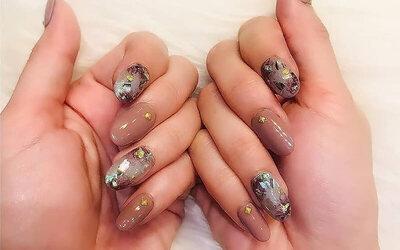 Manicure  Nail Art Gel