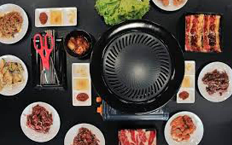 Korean BBQ Package Korbeq For 2 Persons - Dine in