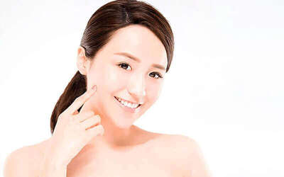 1-Hour Crystal Skin Q-Switch Laser Treatment for 1 Person