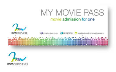 mmCineplexes: One (1) Movie Voucher for Any Movie