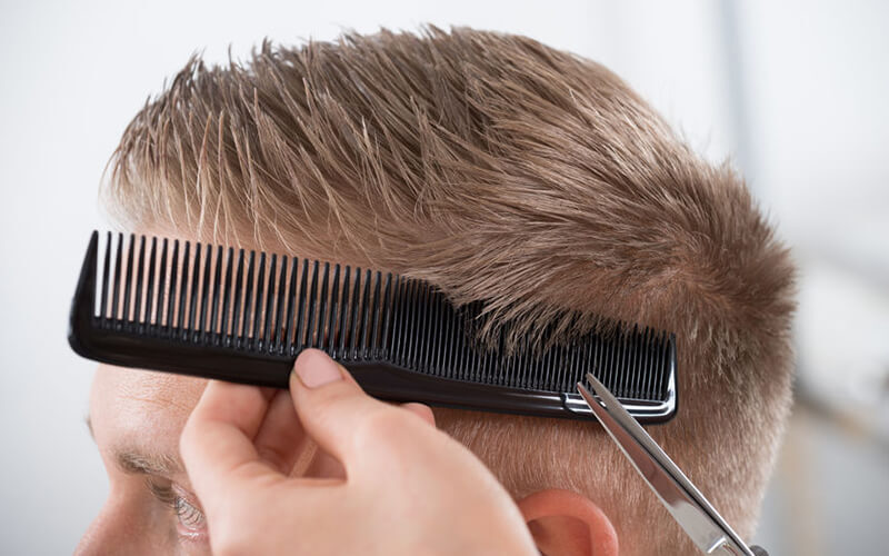 1x All in One Hair Cut Package
