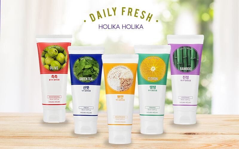 Daily Fresh Cleansing Foam (1 Pcs)