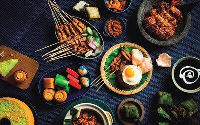 Selera Malaysia Buffet Dinner for 1 Person