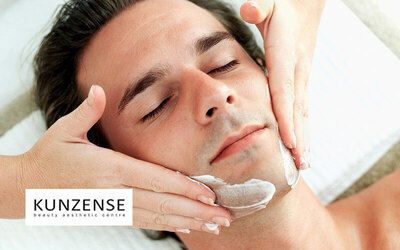 Men's Sebum Control Facial for 1 Person (2 Sessions)
