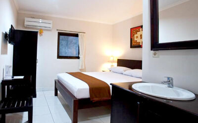 Legian: Stay 4D3N at Superior Room (with Breakfast)