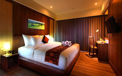 Bali: 3D2N in Kirana Room + Breakfast + Massage