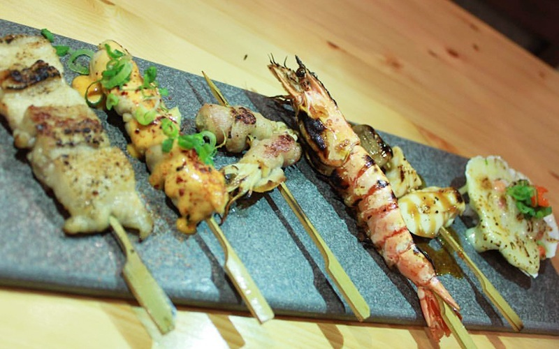 RM50 Cash Voucher for Japanese and Western Fusion Cuisine