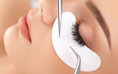 Korean Eyelash Extensions for 1 Person