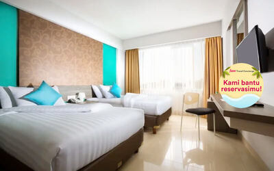 Bali: 2D1N Superior Room (Room Only)