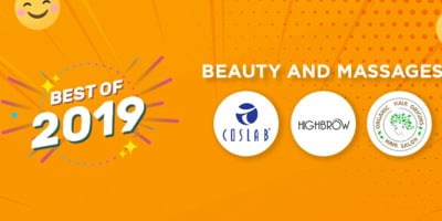 Best of 2019: Beauty and Massages