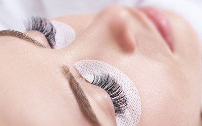Individual Korean Eyelash Extension for 1 Person