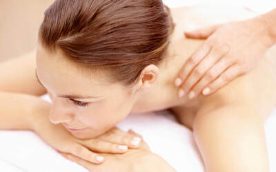 1.5-Hour Lymphatic Massage with Far Infrared Detoxification Treatment for 1 Person