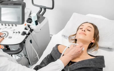 Thyroid Scan with BMI and High Blood Pressure Test Package For 1 Person