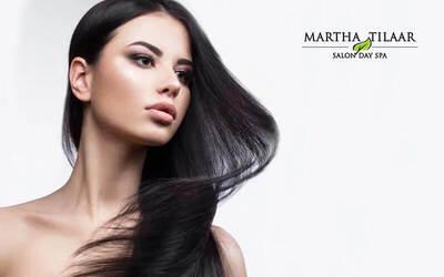 Hair Hot Stone Creambath (90 Menit)