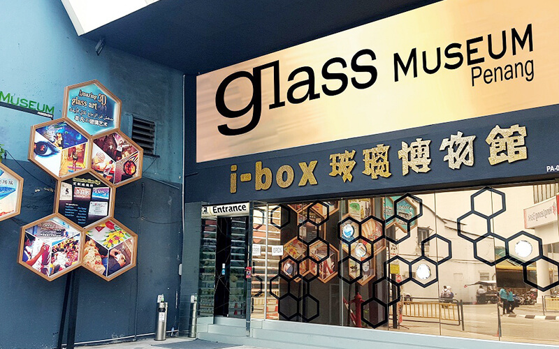 Glass Museum Penang featured image.