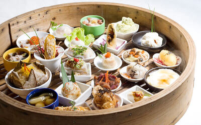 Renaissance Hotel: RM100 Cash Voucher for Dim Sum