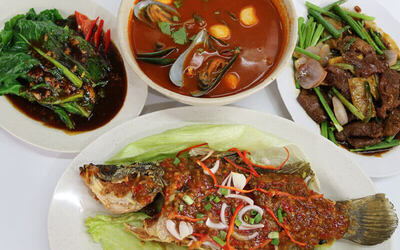 $50 Cash Voucher for Fusion Cuisine