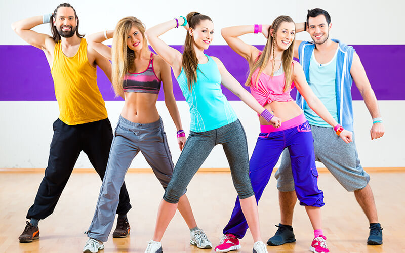 1-Month Gym and Fitness Class Membership Pass for 1 Person