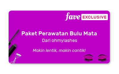 (PAKET 3x Sesi) Korean Premium Eyelash Extension