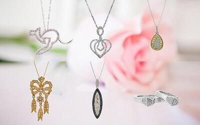 Valentine's Day $50 Cash Voucher for Jewellery / Accessories