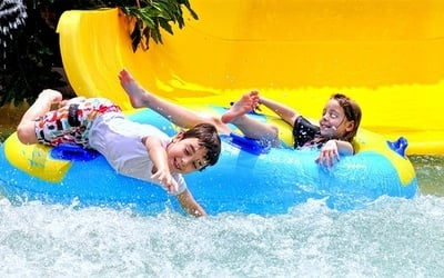 (Mon - Fri) Admission to The Carnival Waterpark for 1 Adult