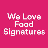 We Love Food Signatures featured image