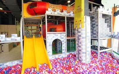 Sunway Pyramid: 1-Day Pass to Parenthood Playland Indoor Playground for 1 Child