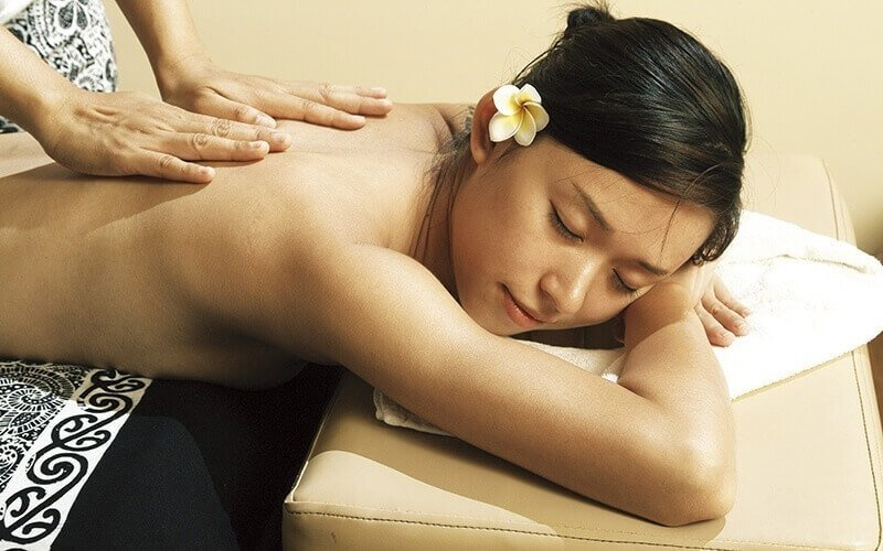 2-Hour Full Body Traditional Massage with Back Scrub and Sauna for 2 People