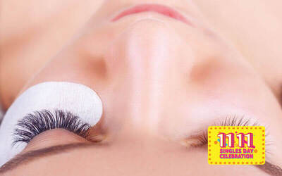 [11.11] Permanent Mascara Magic Eyelash 520 for 1 Person