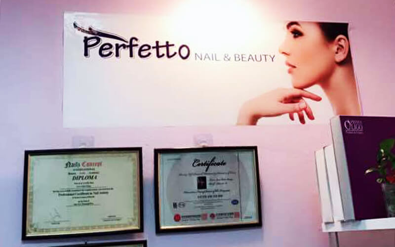 Perfetto Nail & Beauty (inside First Floor Salon) featured image.