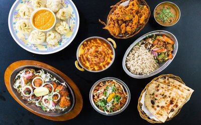 $70 Cash Voucher for Indian and Nepalese Cuisine
