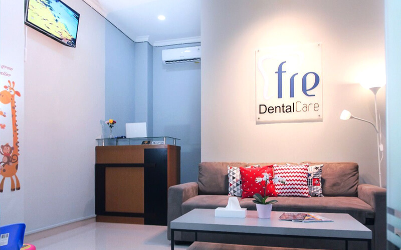 Fre Dentalcare featured image.