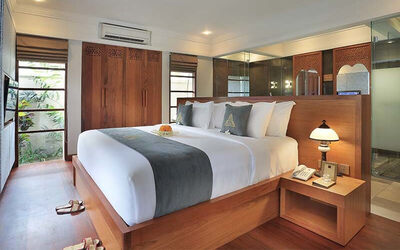 Sanur: 2D1N One Bedroom Pool Villa + Breakfast + Welcome Massage