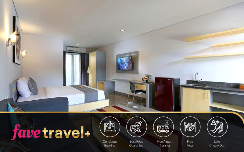 [FAVE Travel+] : 4D3N in Deluxe Suite + Breakfast + Massage + Afternoon Tea + One Way Airport Transfer