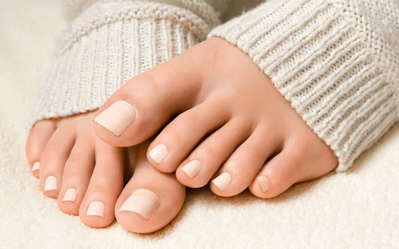 Express Gel Pedicure for 1 Person