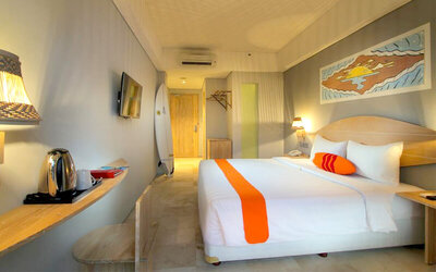 Canggu: 2D1N in Superior Room (Room Only)