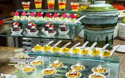 Weekend Hi-Tea Buffet for 1 Person