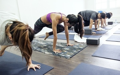 Four (4) 1-Hour Yoga Classes for 1 Person