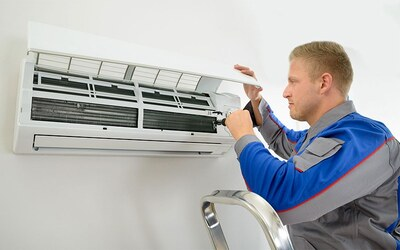 Air-Conditioner Chemical Cleaning with 1 Month Warranty for 2 Units