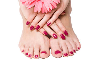 Gel Pedicure with Return Soak-Off + Foot Soak and Scrub for 1 Person (1 Session)