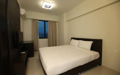 Ipoh: 2D1N Stay in 2-Bedroom Apartment with Breakfast for 4 People