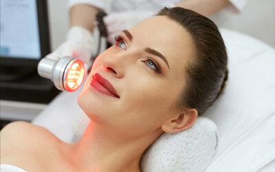 1-Hour LED Facial Treatment for 1 Person