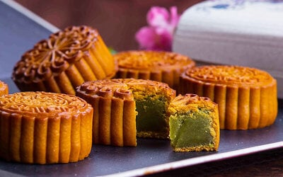 [Mid-Autumn] Four (4) Pieces of Premium Mooncakes + Delivery Nationwide