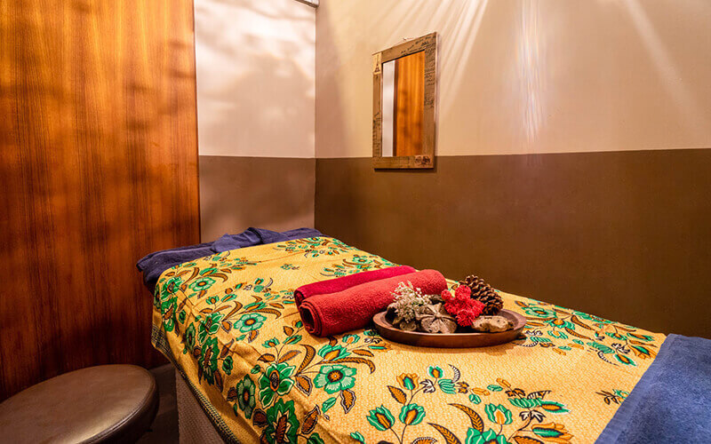 [FGSS] 1-Hour Javanese Full Body Massage with Ginger Treatment for 1 Person