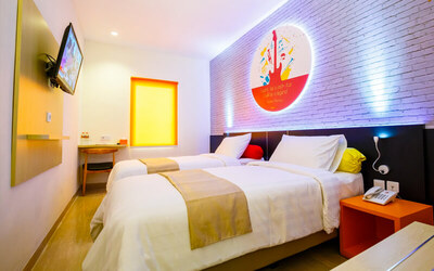 Magelang: 2D1N in Superior Room + Breakfast