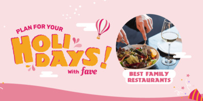 [Feb School Holidays] BEST Family Restaurants